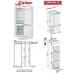 Купить встраиваемый холодильник KAISER EKK 60174. Фото, описание.